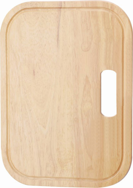 Dawn CB018 Solid Wood Cutting Board for Kitchen Sink