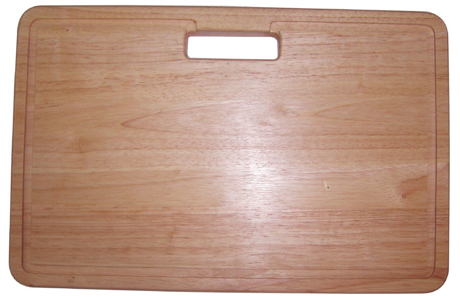Dawn CB019 Solid Wood Cutting Board for Kitchen Sink