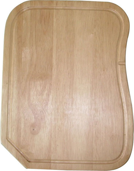 Dawn CB104 Solid Wood Cutting Board for Kitchen Sink