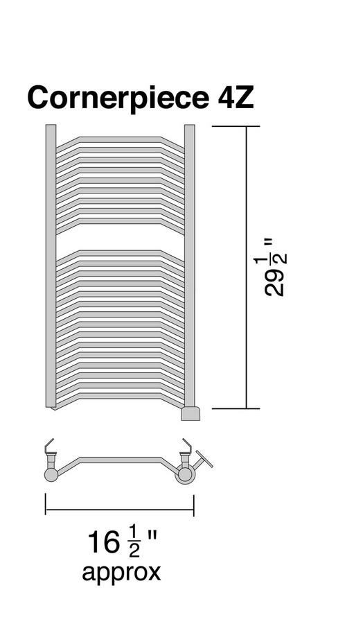 Wesaunard CORNER-PIECE-4Z Diagram
