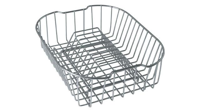 Franke FRK CP-50C Stainless Steel Drain Basket/Holder in Polished Chrome