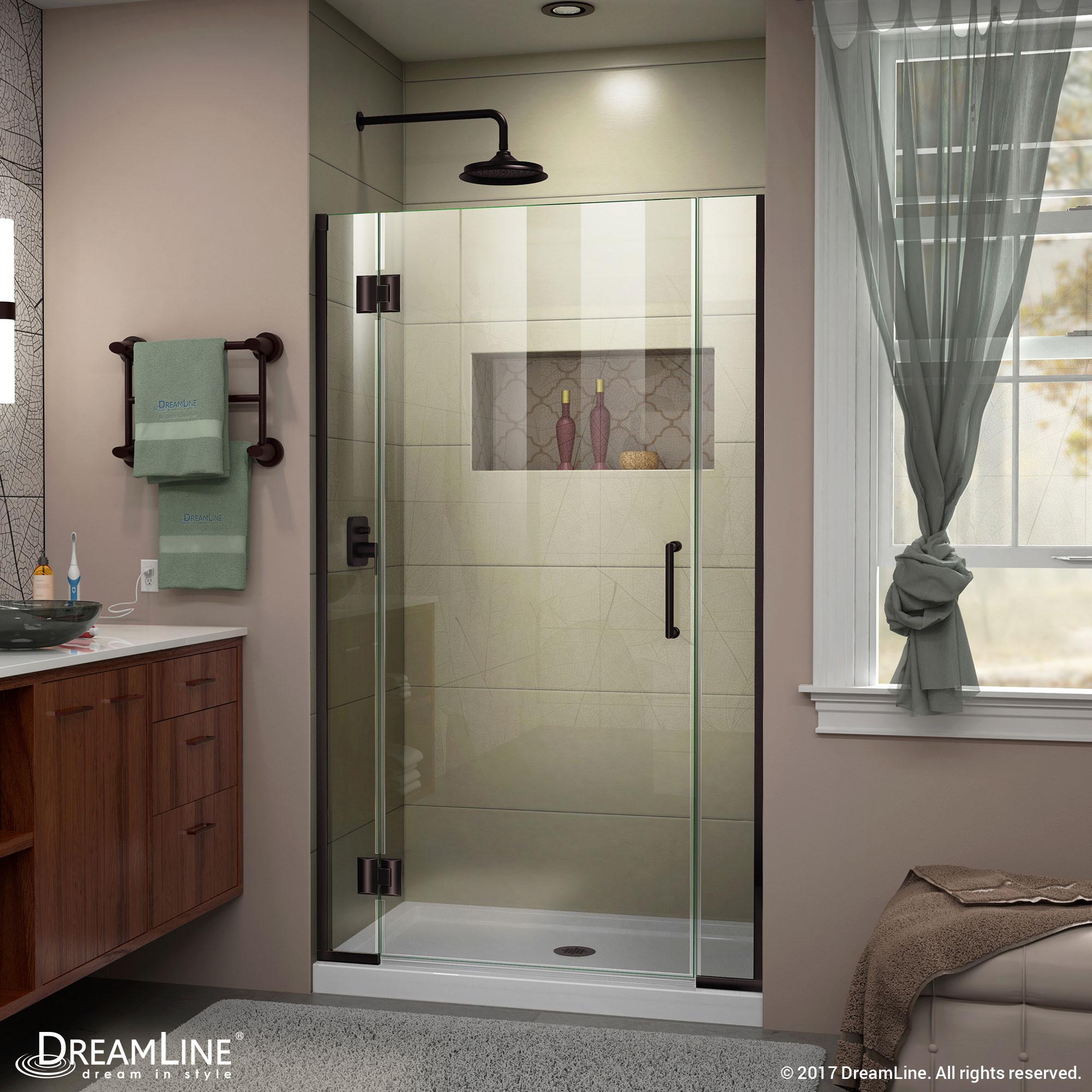 DreamLine D1280672-06 Oil Rubbed Bronze - Interior