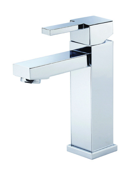 Danze D222533 Reef™ Deck Mounted Single Handle Lavatory Faucet In Chrome