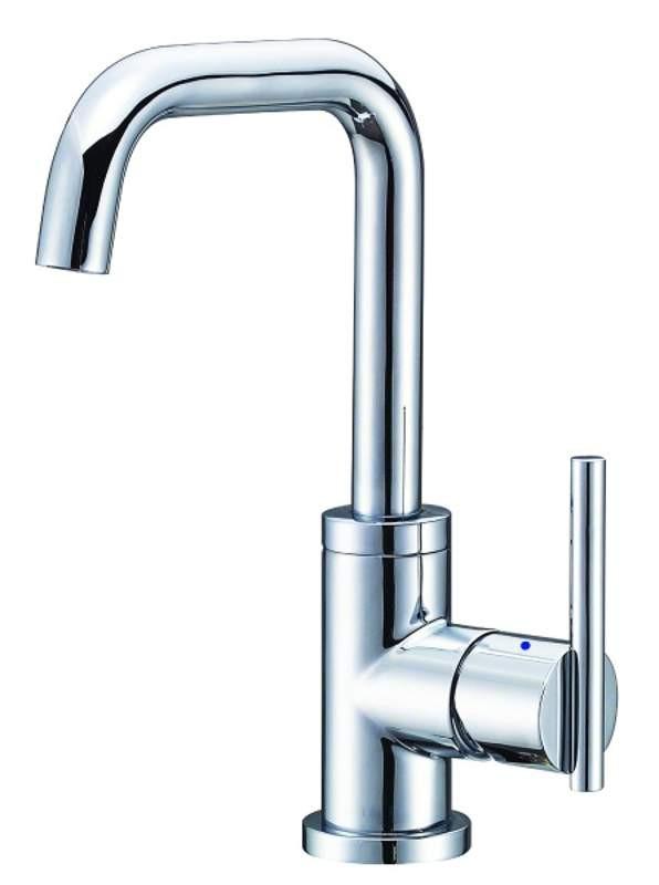 Danze D230558 Parma™ Single Hole Faucet With Goose Neck Spout In Chrome