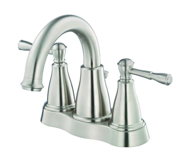 Danze D301115BN Eastham™ Traditional Double Handles Centerset Lavatory Faucet In Brushed Nickel