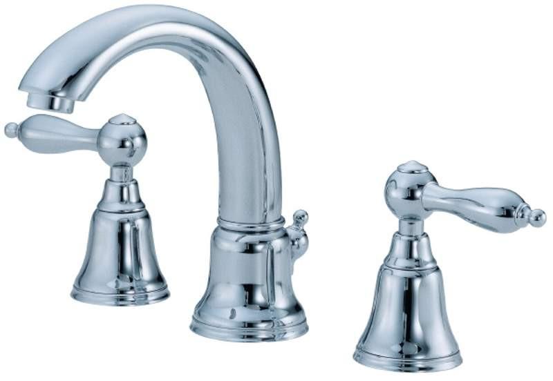 Danze D304140 Fairmont™ Two Handles Widespread Lavatory Faucet In Chrome