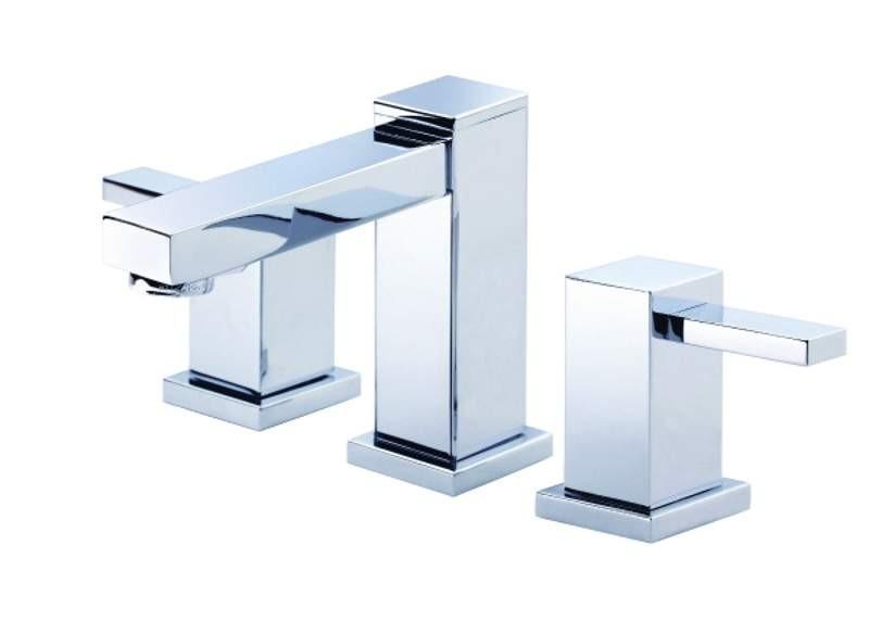 Danze D304533 Double Lever Handles Mini-Widespread Lavatory Faucet In Chrome