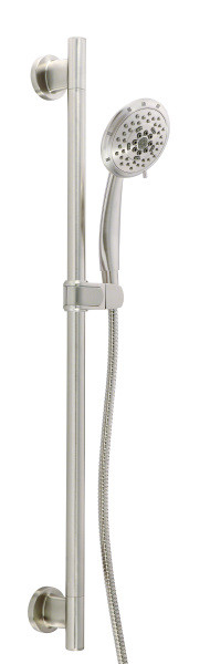 Danze D461735BN Versa 2 GPM Multi Function Hand Shower With Slide Bar In Brushed Nickel