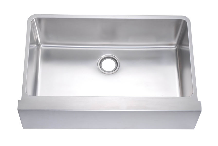 Dawn DAF3320 Stainless Undermount Apron Front Sink