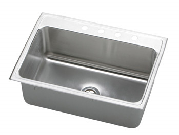 Elkay DLR312212 Single Basin Stainless Steel  Sink