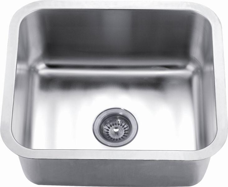 Dawn DSU1916 Stainless Undermount Single Bowl Sink