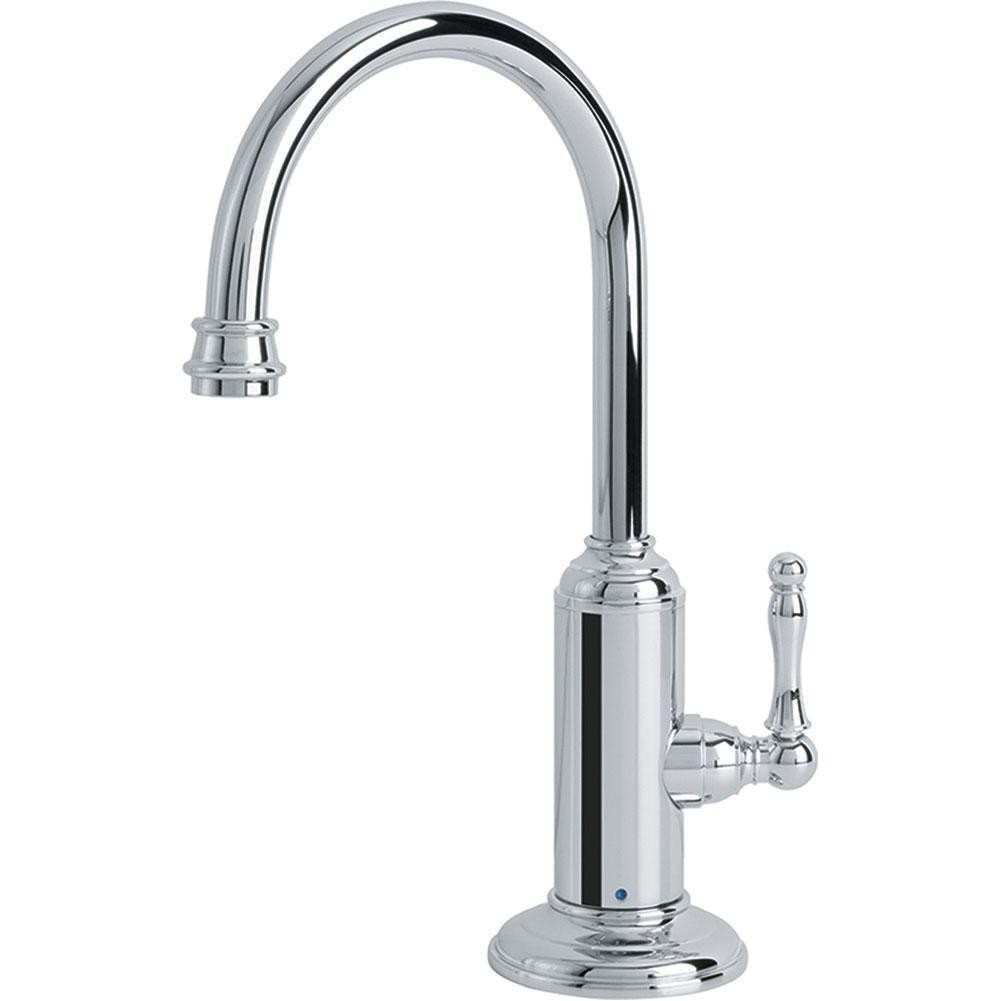 Franke DW12000 Farm House Series Little Butler Bar Faucet for Cold Water in Chrome