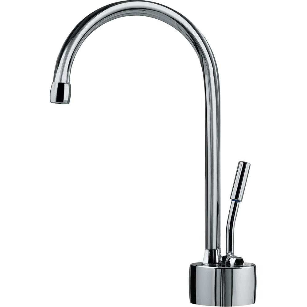 Franke DW7000 Ambient Single Hole Little Butler Cold Water Only Faucet in Chrome