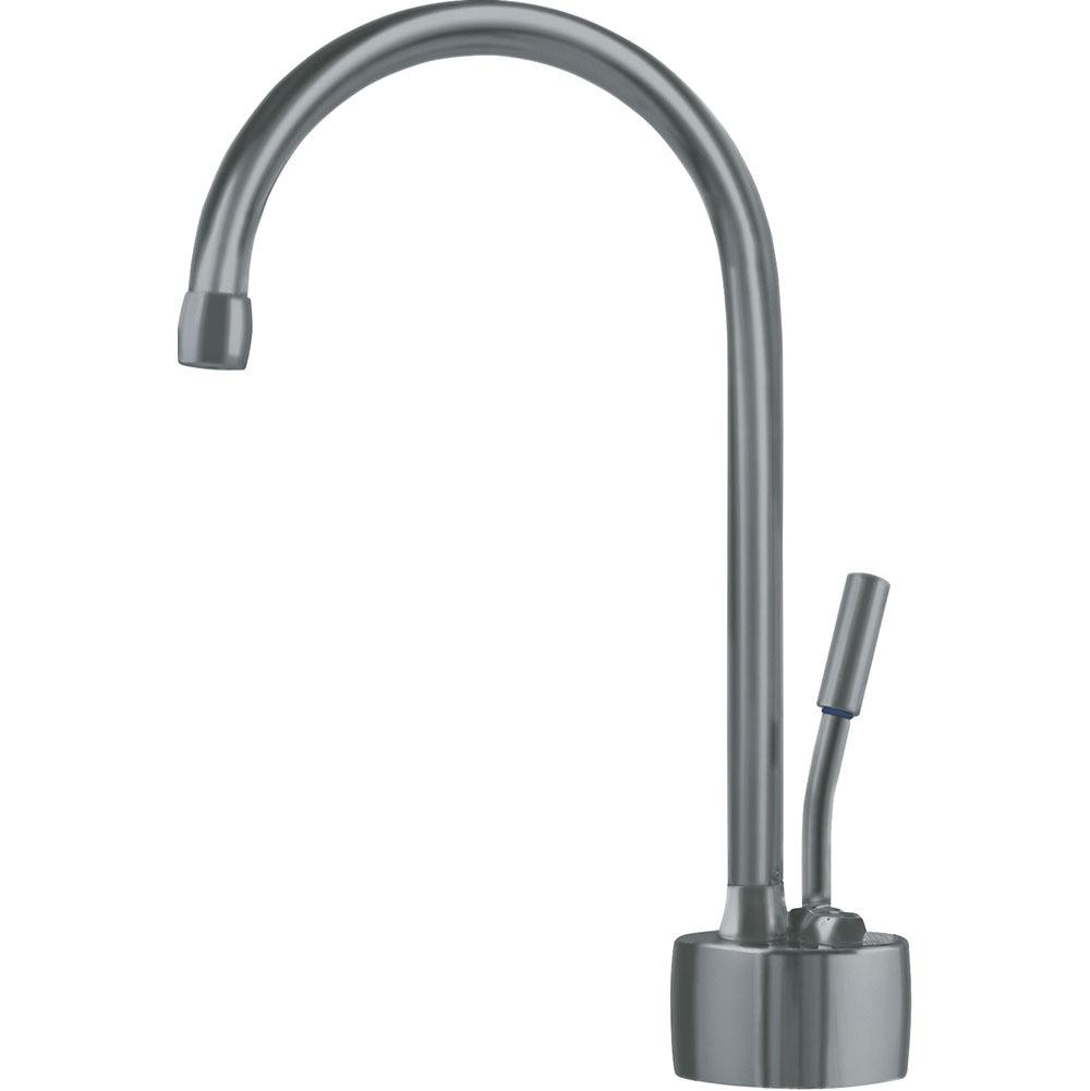 Franke DW7080-FRC Cold Water Only Point of Use Faucet with Filter Canister in Satin Nickel
