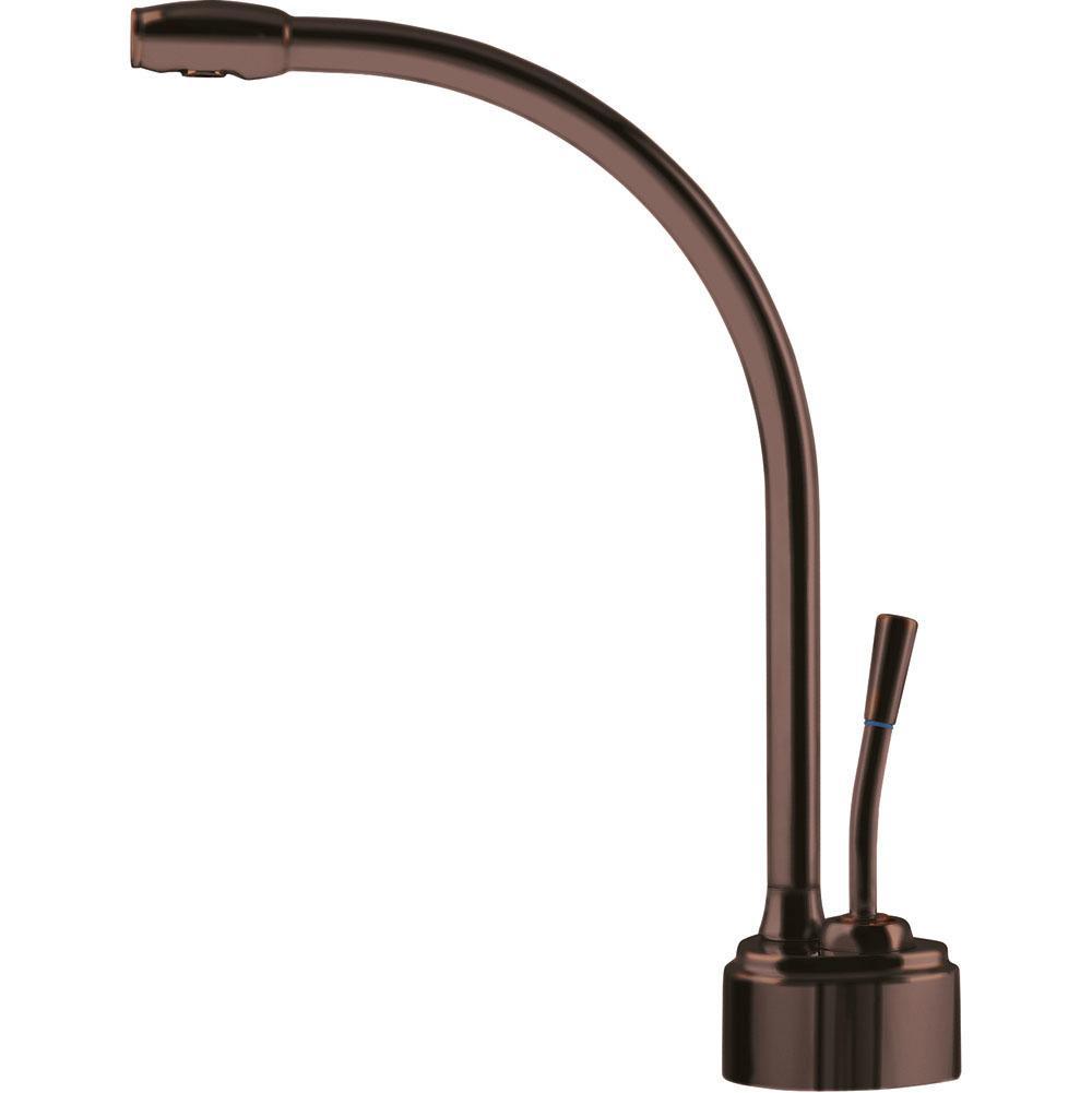 Franke DW9060 Logik Deck Mount Little Butler Cold Water Only Faucet in Old World Bronze