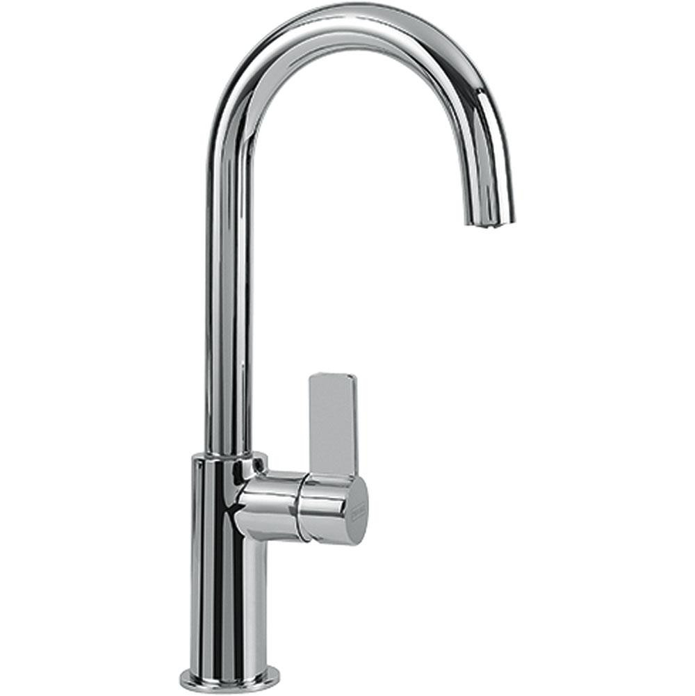 Franke FFB3100 Ambient Series Single Lever Handle Bar Kitchen Faucet in Polished Chrome