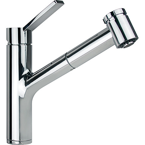 Franke FFPS3100 Ambient Series Kitchen Faucet with Pull-Out Spray in Chrome