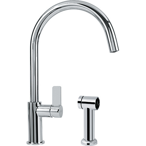 Franke FFS3100 Ambient Series Kitchen Faucet with Side Spray in Chrome