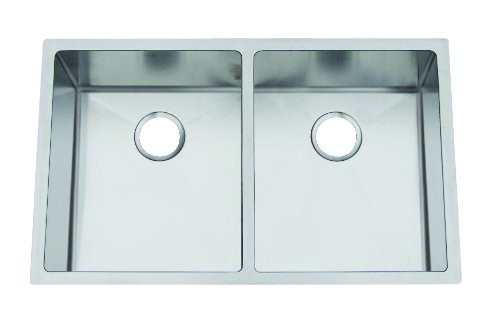 Frigidaire FGUR-3219D99 Gallery Double Bowl Sink in Stainless Steel