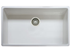 Franke FHK710-33 33'' Single Bowl Fireclay Apron Sink