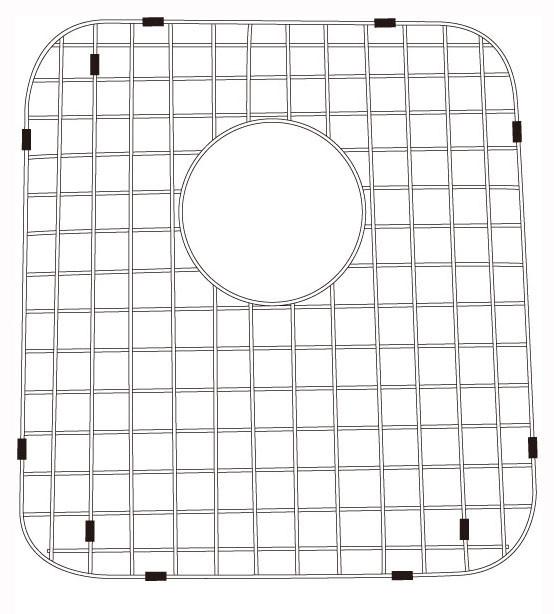 Lenova G119B Stainless Steel Kitchen Sink Grid