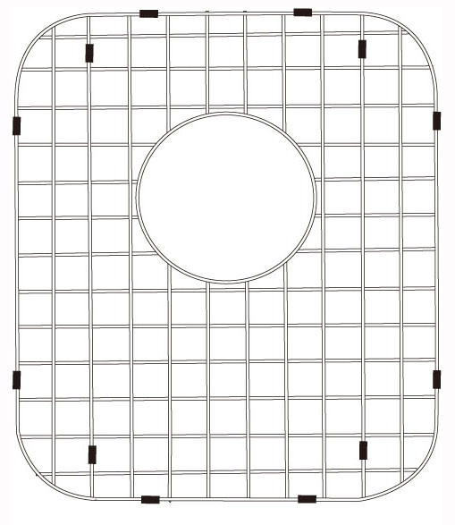 Lenova G119S Stainless Steel Kitchen Sink Grid