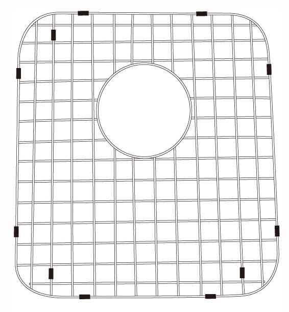 Lenova G205S Stainless Steel Kitchen Sink Grid