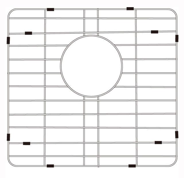 Lenova G3039 Stainless Steel Kitchen Sink Grid
