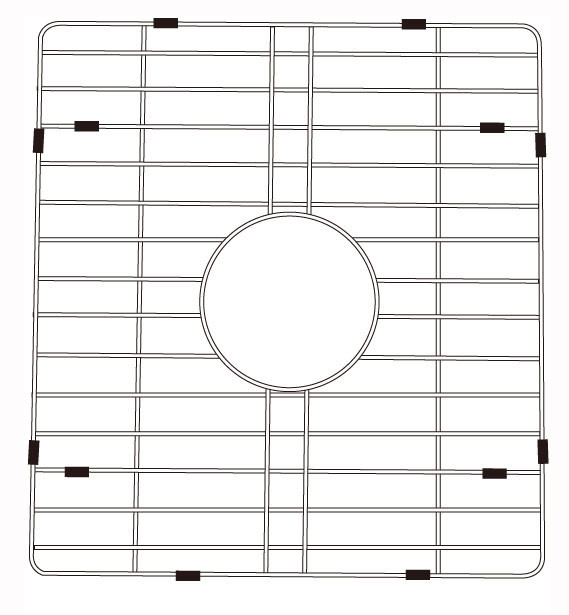 Lenova G3041 Stainless Steel Kitchen Sink Grid