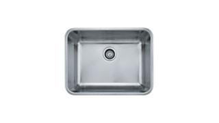 Franke GDX11023 Stainless Steel 9 Deep Undermount Kitchen Sink