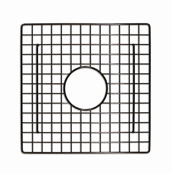 """Native Trails GR934 Stainless Steel 12.5"""" Square Bottom Sink Grid"""