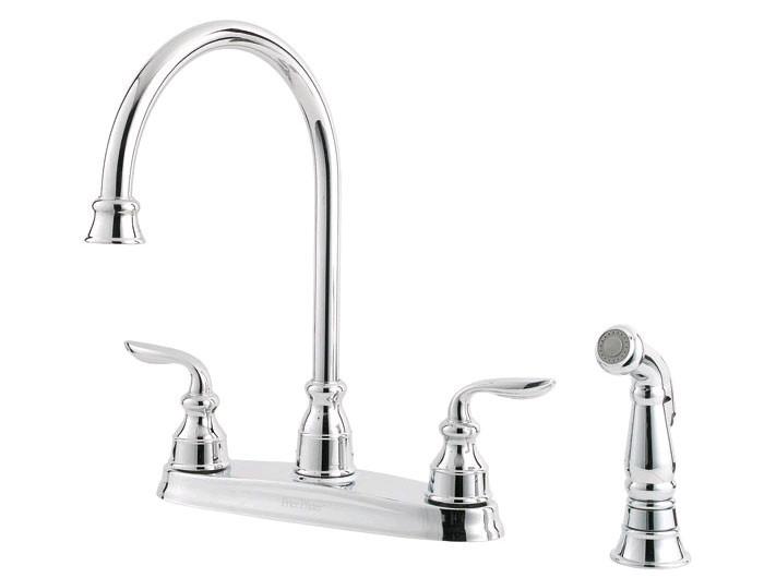 Price Pfister Avalon GT36-4C Kitchen Faucet