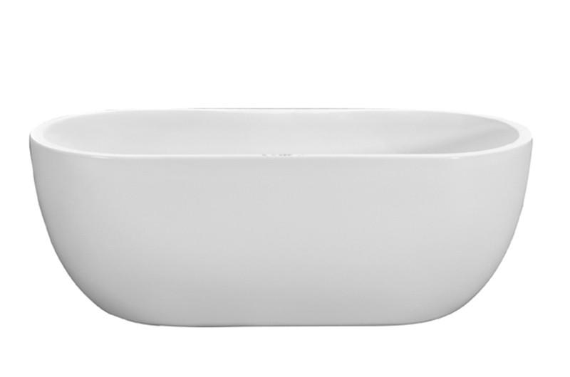 Acrylic Bathtub ATOVN65F-WH