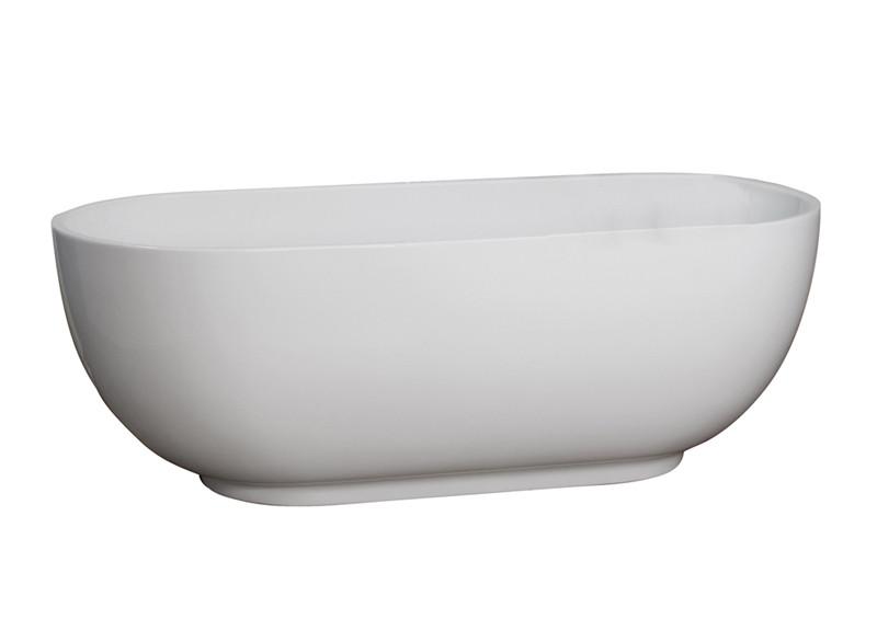 Acrylic Bathtub ATOVN71F-WH