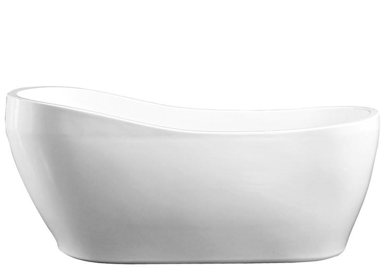 Acrylic Bathtub ATSN67F-WH