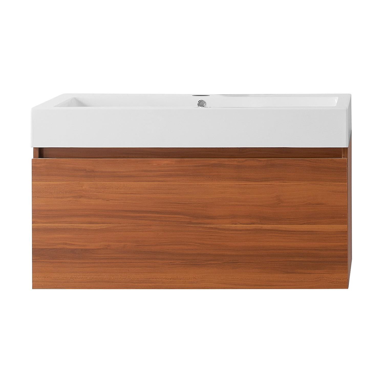 Virtu JS-50339-PL-PRTSET1 Zuri 39 Inch Single Bathroom Vanity Set In Plum