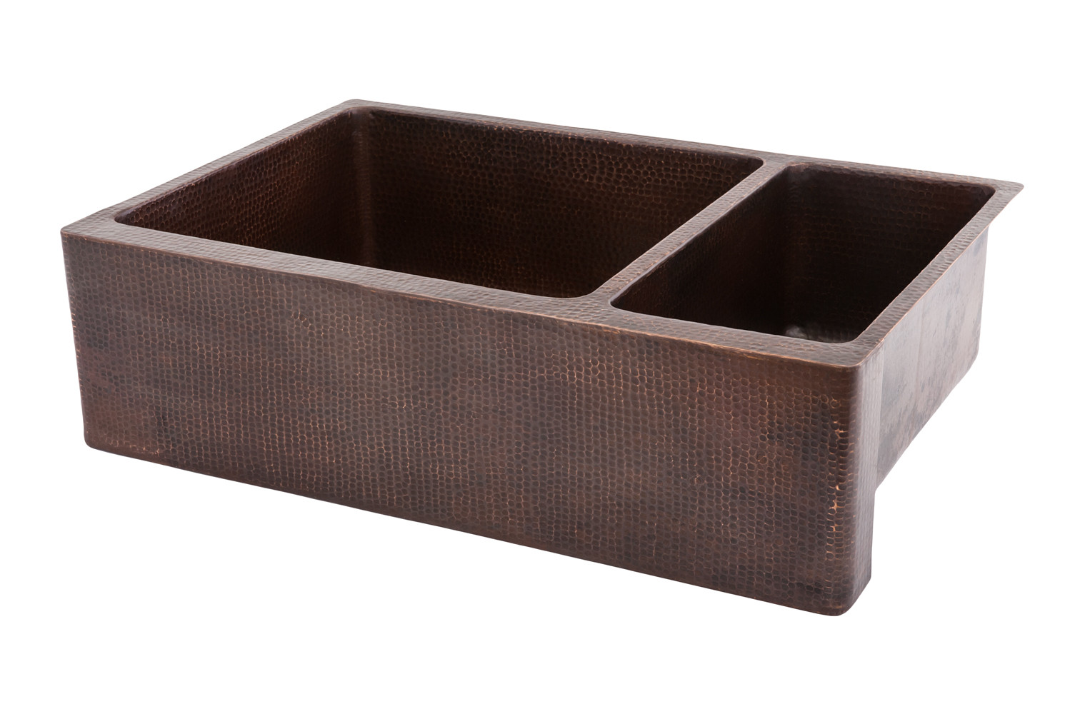 Premier Copper Products KA75DB33229 Copper Sink