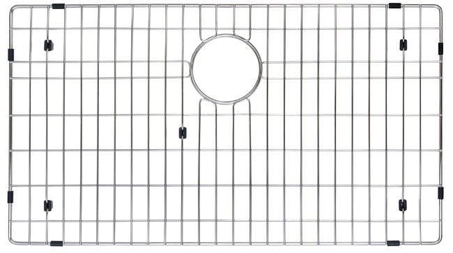 Kraus KBG-100-30 27.5 Inches x 15.65 Inches Stainless Steel Bottom Grid