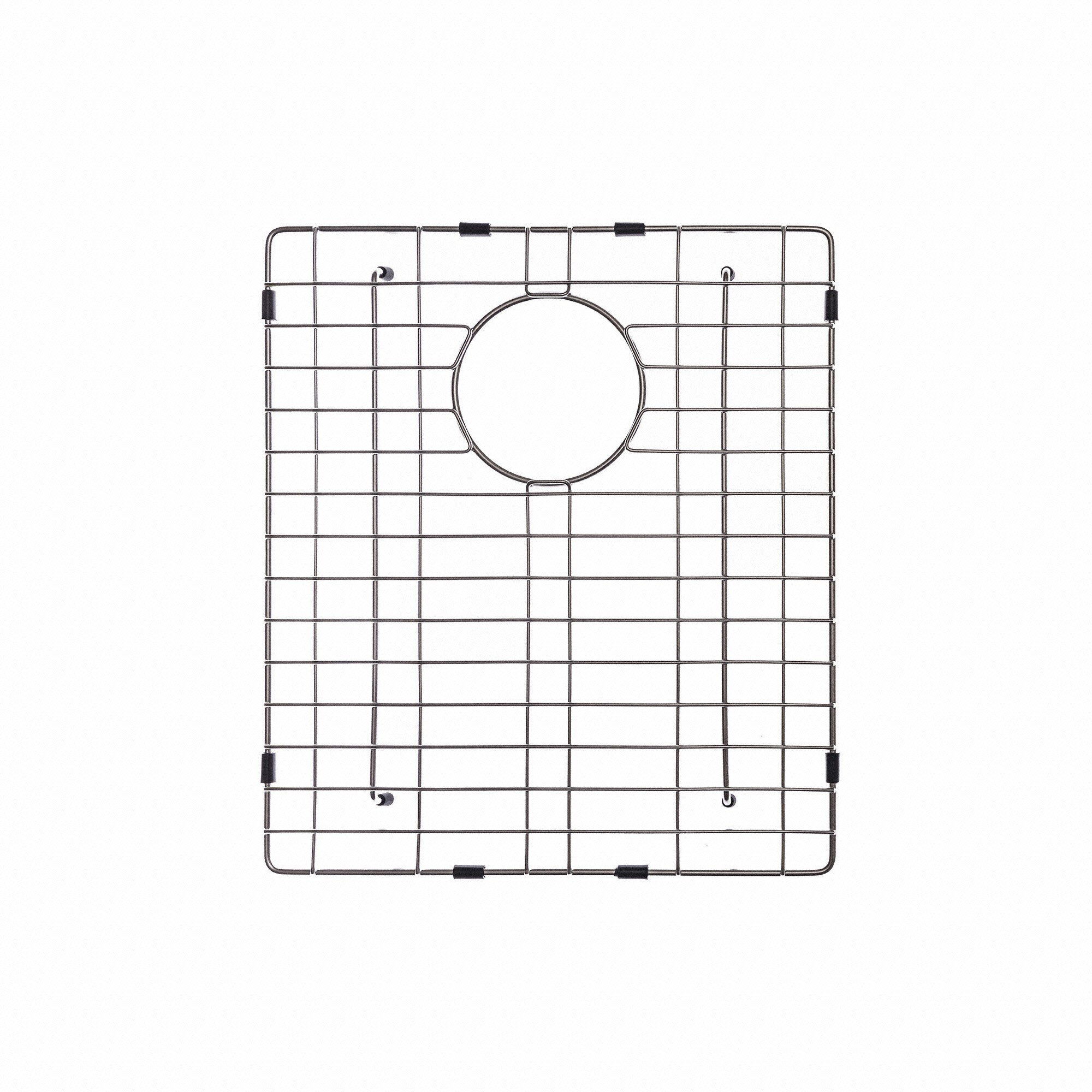 Kraus KBG-102-33 16.5 Inches x 14.5 Inches Stainless Steel Bottom Grid