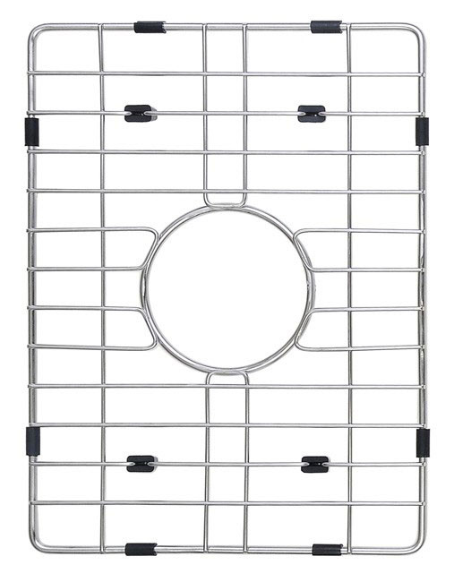 Kraus KBG-123-32-2 14.4 Inches x 10.65 Inches Stainless Steel Bottom Grid