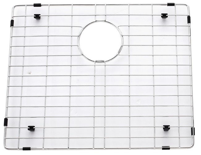 Kraus KBG-203-33-1 17.15 Inches x 15.5 Inches Stainless Steel Bottom Grid