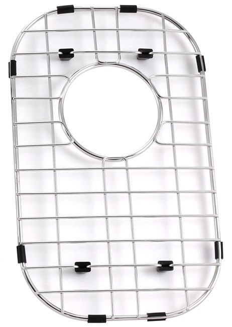 Kraus KBG-23-2 14.65 Inches x 8.9 Inches Stainless Steel Bottom Grid