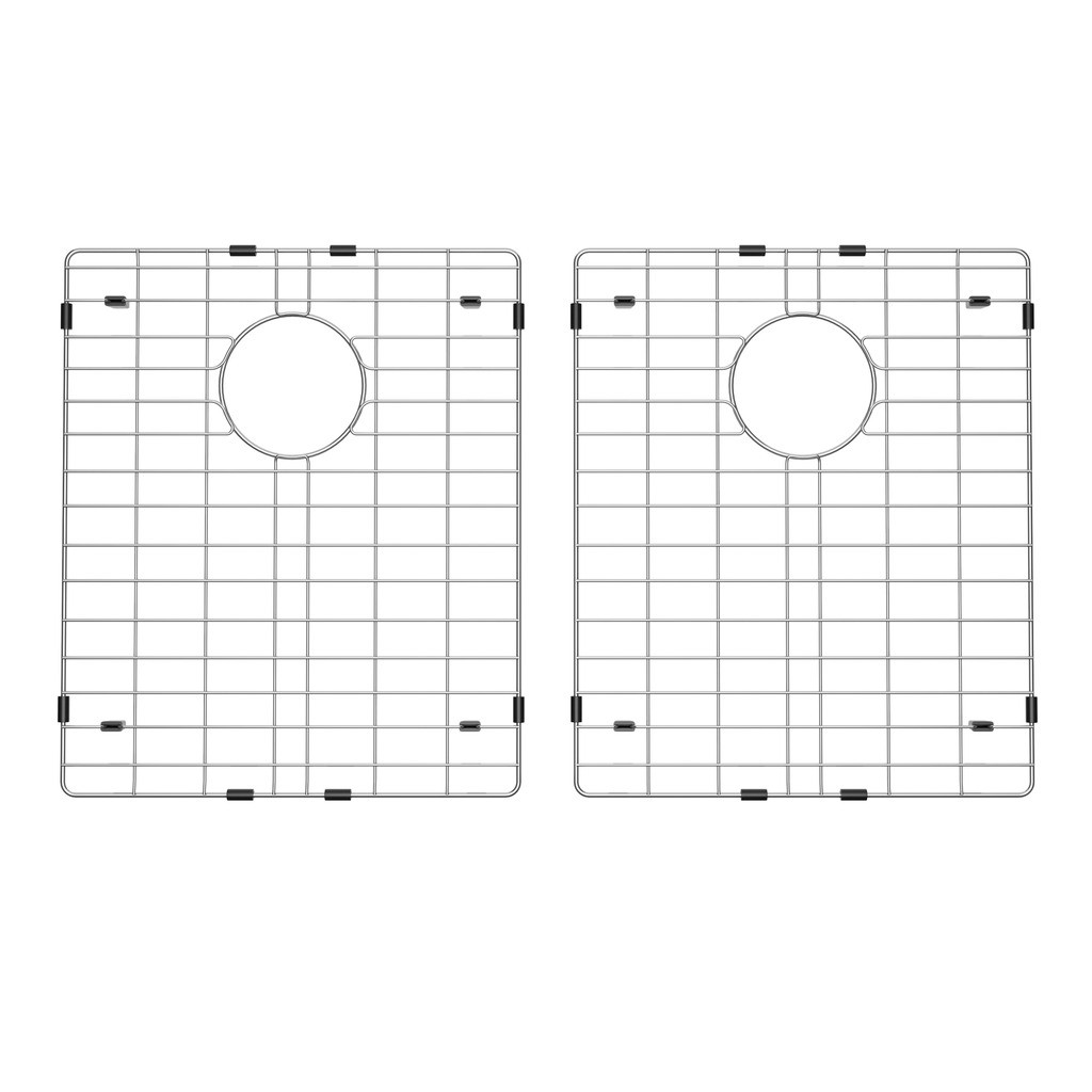 "Exclusive Heritage KSP-1414-2-GUB-01 14"" x 16"" ( x 2) Stainless Bottom Grid"