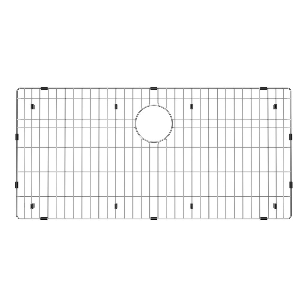 "Exclusive Heritage KSP-3017-GFB-01 30"" x 17"" Stainless Steel Bottom Grid"
