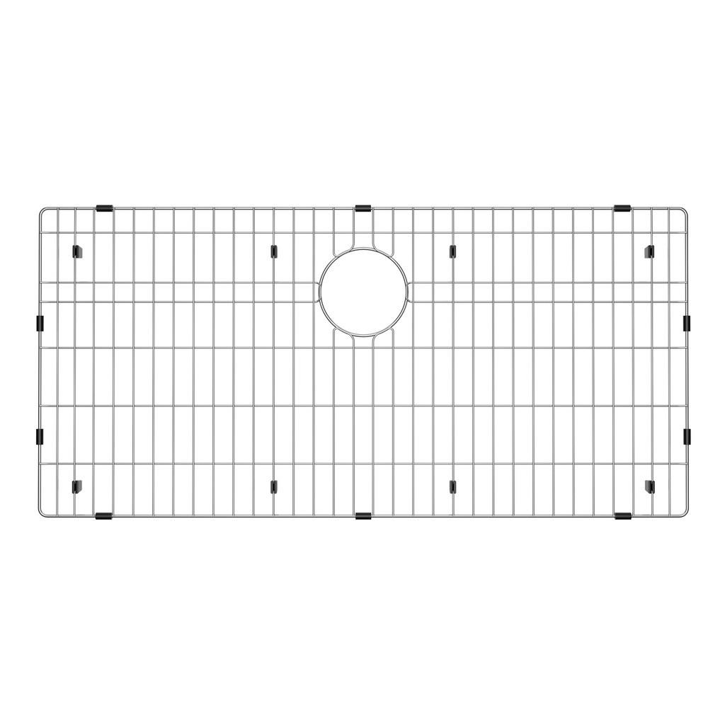 "Exclusive Heritage KSP-3316-GFA-01 33"" x 16"" Stainless Steel Bottom Grid"