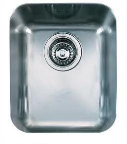 Franke LAX11014 Stainless Steel Largo Single Basin Undermount Kitchen Sink