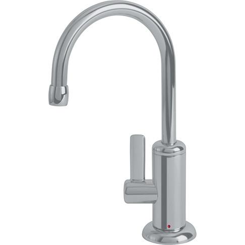 Franke LB11180 Logik Kitchen Series Little Butler Point of Use Faucet for Hot Water Satin Nickel