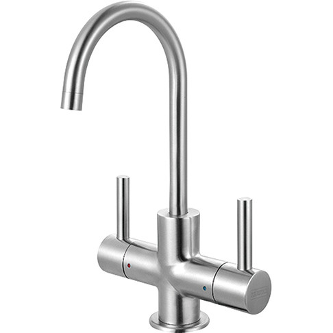 Franke LB13250 Kitchen Series Little Butler Point of Use Faucet for Hot and Cold Water in Stainless