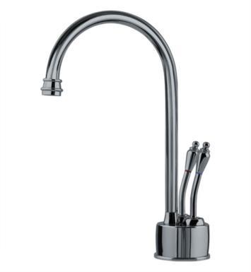 Franke LB6280-100-HT Single Lever Handle Kitchen Faucet In Satin Nickel