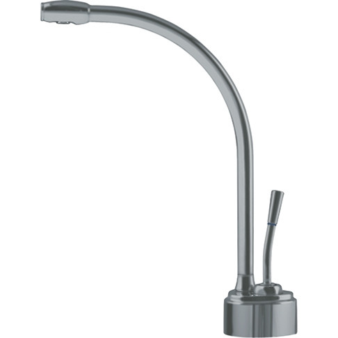 FRANKE LB9180-HT Little Butler Series Single Hole Kitchen Faucet In Satin Nickel